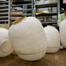 Manufacturing Processes of Traditional Chochin